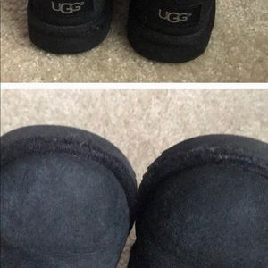 Authentic kids uggs size 9